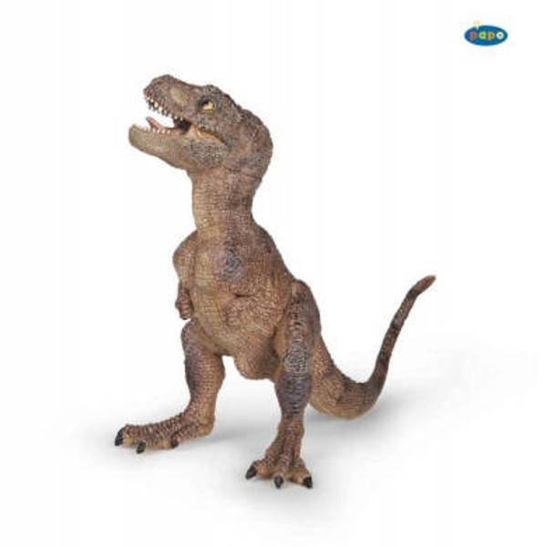 Figurina Papo-Dinozaur pui Tyrannosaurus RexJucarie educationala realizata manual excelent pictata si poate fi colectionata de catre copii sau adaugata la seturile de joaca cum ar fi animale preistoriceetcNu contine substante toxiceVarsta 3 aniAsemeni tuturor figurinelor Papo Tyrannosaurus face parte din colectia de figurine preistorice este pictat manual vopselurile folosite respecta standardele europene de siguranta ceea ce conduce la o calitate inalta a produsului si reda