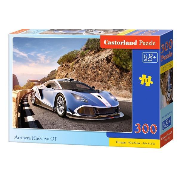 Brand CastorlandNum&259;r piese300 bucDimensiuni puzzle asamblat40 x 29 cmFormat cutie carton