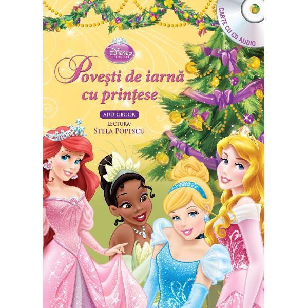Cite&537;te &537;i ascult&259;&160;cele mai frumoase pove&537;ti&160;Cele mai celebre prin&539;ese Disney&160;din toate timpurile te invit&259; &238;ntr-o c&259;l&259;torie magic&259;&160;prin lumea pove&537;tilor copil&259;riei&160;Mica siren&259; Ariel Aurora frumoasa adormit&259;&160;Cenu&537;&259;reasa &537;i prin&539;esa Tiana&160;trec prin tot felul de &238;nt&226;mpl&259;ri simpatice&160;al&259;turi de prietenii lor&160;&537;i petrec