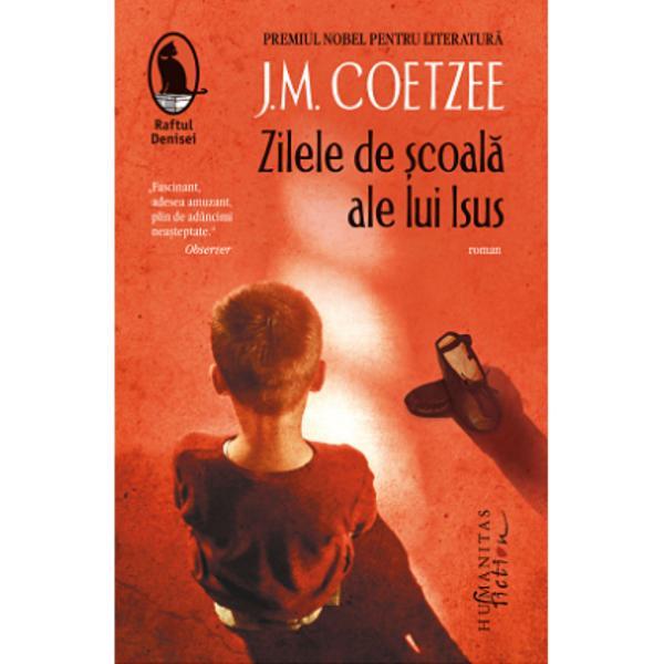 Roman nominalizat la Man Booker Prize în 2016 Zilele de &537;coal&259; ale lui Isus continu&259; strania &537;i fascinanta poveste a micului Davíd &537;i a p&259;rin&539;ilor s&259;i protagoni&537;tii din Copil&259;ria lui Isus Situat&259; la grani&539;a dintre alegorie distopie &537;i roman de idei nara&539;iunea lui Coetzee nu ofer&259; r&259;spunsuri ci le adreseaz&259; cititorilor întreb&259;ri