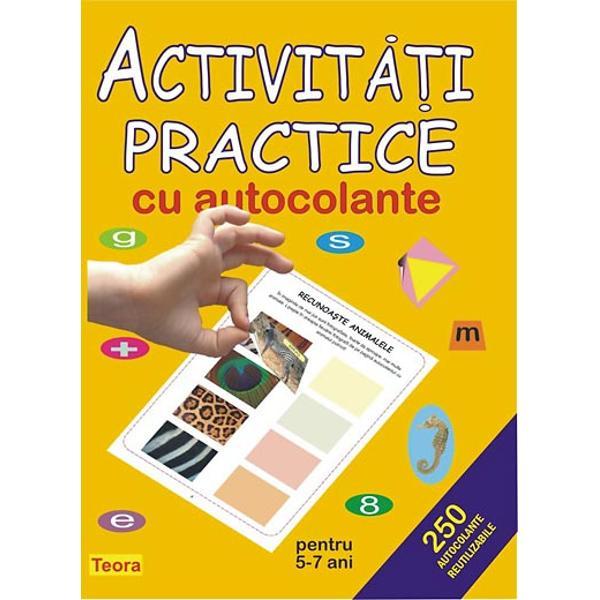 Activitati practice - Autocolant 2 - 1096