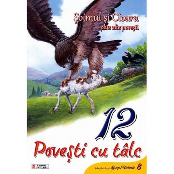 Soimul si cioara - 12 Povesti