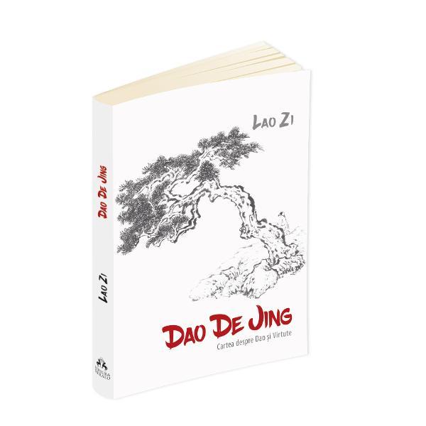 """Cartea de fata este o recenta traducere in limba romana aDao De Jing&36947; &24503; &32147; – CARTEA DESPRE DAO SI VIRTUTE – a lui Lao Zi Prezenta versiune este bazata pe textul original lasat de """"Batranul Maestru"""" in chineza veche un text eliberat de interpretarile care la cei mai multi traducatori chinezi sau de alta sorginte au ajuns sa inlocuiasca multe dintre versetele originale mai dificil de intelesAceasta a doua editie"""