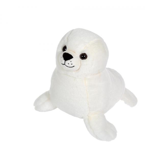 Jucarie din plus Pui de focaJucaria pui de foca este preferata tuturor mici sau mari Plusul deosebit de placut la atingere alaturi de surprinzatoarea transpunere in 3D a celor mai detaliate caracteristici ale animalului viu pozitioneaza aceasta jucarie in topul optiunilorCopii pot folosi aceastajucarie din plus pui de focapentru a studia indeaproape forma simpaticului animalut si a putea interactiona cu el in siguranta propriei
