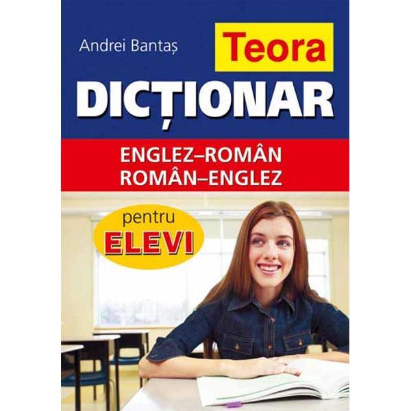 Dictionar englez-roman roman-englez pentru elevi