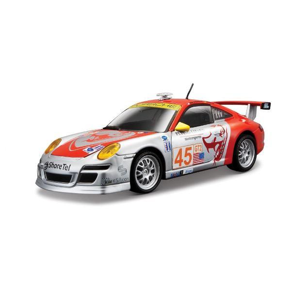 124 RACING - PORSCHE 911 GT3 RSR - BBURAGO
