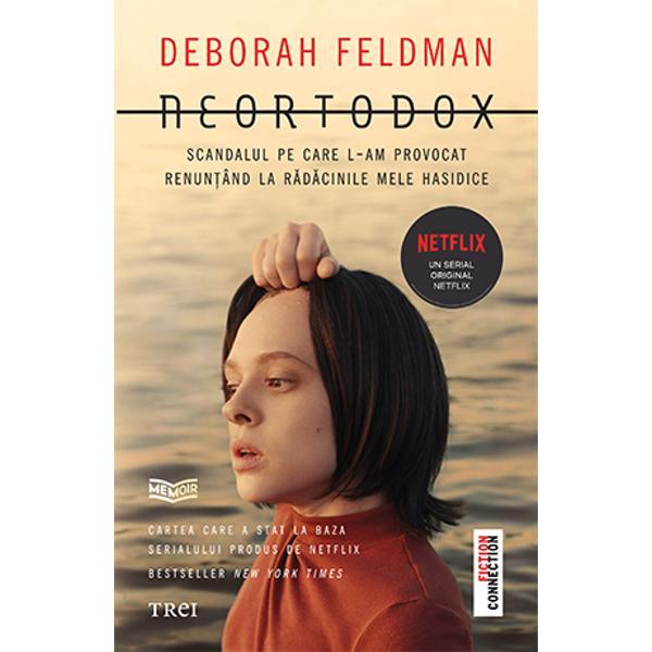 Cartea care a stat la baza serialului produs de NetflixBestseller New York TimesSatu Mare sau Satmar în idi&537; e un ora&537; aflat la gra¬ni&539;a dintre Ungaria &537;i România V&259; întreba&539;i cum a fost posibil ca o sect&259; a hasidismului s&259; poarte un nume in¬spirat de cel al unui ora&537; din TransilvaniaCopil curios crescut în lumea izolat&259; a hasidicilor Satmar din Brooklyn Deborah Feldman s-a