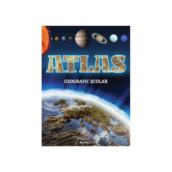 Atlas geografic &537;colarCaracteristiciCategoriili