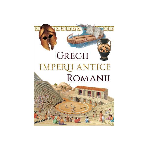 Ai auzit de legendele lui Homer de Ahile Ulise &351;i r&259;zboiul troian Sau poate de r&259;zboinicii spartani &351;i de îndemânaticii marinari atenieni Dar de str&259;mo&351;ii no&351;tri romani care au cucerit unul dintre cele mai mari imperii din istorie R&259;sfoind paginile acestei c&259;r&355;i vei putea c&259;l&259;tori prin dou&259; dintre cele mai importante