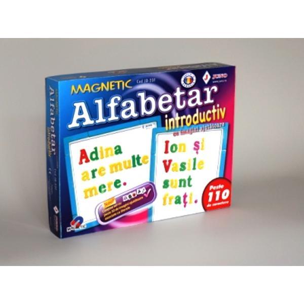 CategorieJocuri didacticeDetalii110 caractere si 50 imagini ajutatoare - se adreseaza in special copiilor prescolari dar si celor din clasa I pentru a se obisnui cu literele caracterele si semnele din alfabetul romanescVarsta recomandatapeste 5 ani