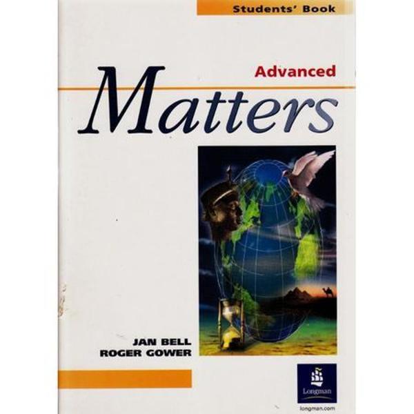 Matters Advanced - manual Literature 3