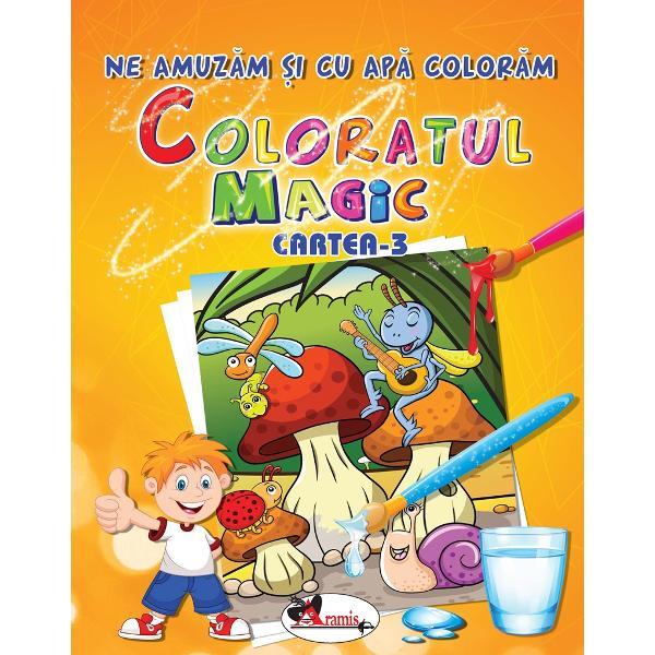 Coloratul magic - Cartea 3