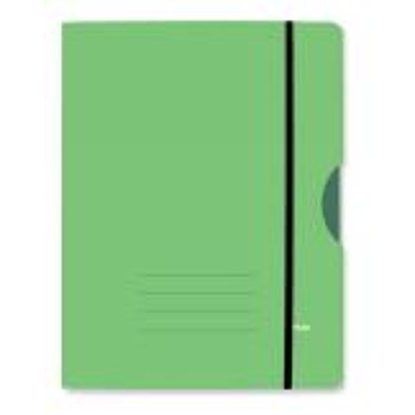 Mapa pentru documente din carton cu buzunar interior si inchidere prin elasticPretul afisat este per bucata Produsul este disponibil in 8 variante de culoare nu se poate alege culoare se livreaza culoarea disponibila in stoc