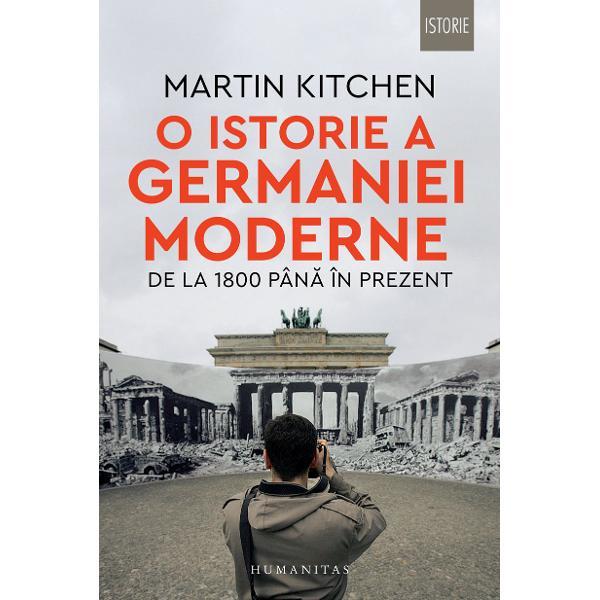 """""""O istorie a Germaniei moderne scris&259; de Kitchen ofer&259; o relatare cuprinz&259;toare &537;i vie a evenimentelor-cheie din istoria Germaniei de la începutul secolului XIX la perioada de dup&259; unificare"""" — STUART TABERNER Universitatea din Leeds""""Martin Kitchen ofer&259; o lucrare lucid&259; &537;i documentat&259; axat&259; pe formarea Germaniei ca stat na&539;ional de la situa&539;ia as fragmentat&259; de la"""