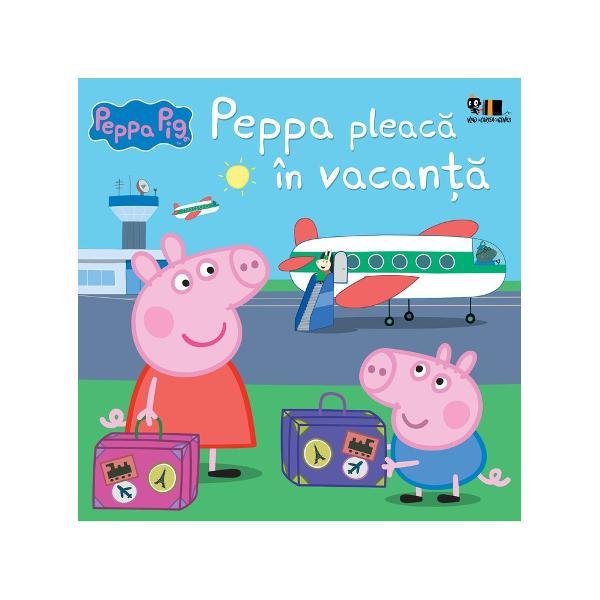 Carte bazat&259; pe serialul TV Peppa PigPeppa &537;i familia ei pleac&259; în vacan&539;&259; în Italia Sunt atâtea de v&259;zut &537;i de f&259;cut încât Peppa tot uit&259; de s&259;rmanul Teddy Va mai ajunge oare acas&259; la sfâr&537;itul vacan&539;ei micul Teddy