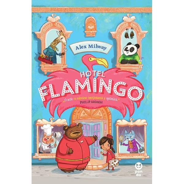 """""""O serie cu adev&259;rat emo&539;ionant&259; &537;i optimist&259; Philip ArdaghBine a&539;i venit la cel mai însorit hotel din ora&537;Anna e noul proprietar al Hotelului Flamingo dar înc&259; nu &537;tie ce o a&537;teapt&259; Hotelul cândva luxos e acum în paragin&259; Numai ea îi poate aduce înapoi splendoarea de alt&259;dat&259; numai ea poate g&259;si o cale prin care fiecare animal mic sau mare s&259;"""