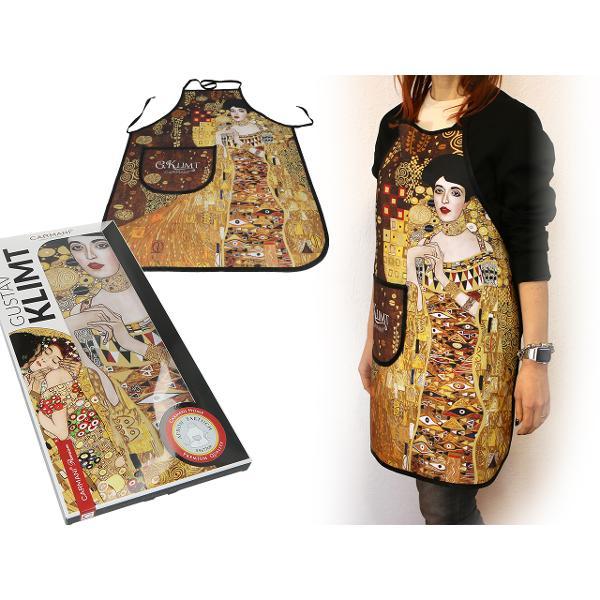 Sort Klimt Adele 77x59cm 0236003