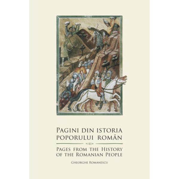 Lucrarea a fost scrisa&131; de istoricul militar colr dr Gheorghe Romanescu - autor si coautor a peste 20 de lucra&131;ri privind trecutul de lupta&131; al Ostirii Romane - si a fost predata&131; editurii spre publicare putin timp inainte ca autorul sa&131; ne pa&131;ra&131;seasca&131; Lucrarea este structurata&131; in 35 de capitole chronologic pe momentele pe care autorul le-a considerat esentiale pentru istoria romanilor incepand din preistorie Nu lipsesc referiri la marii