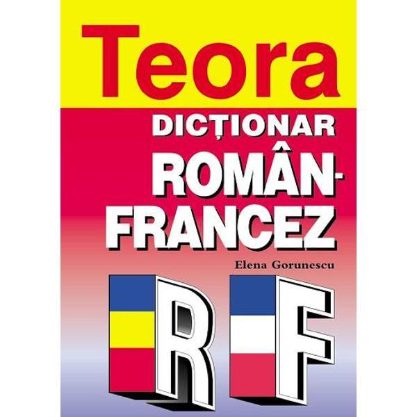 Dictionar roman-francez -mare