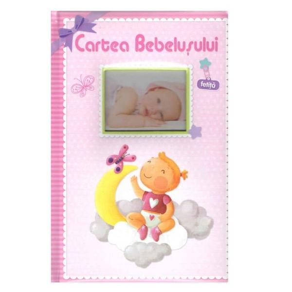 Cartea bebelusului - fata
