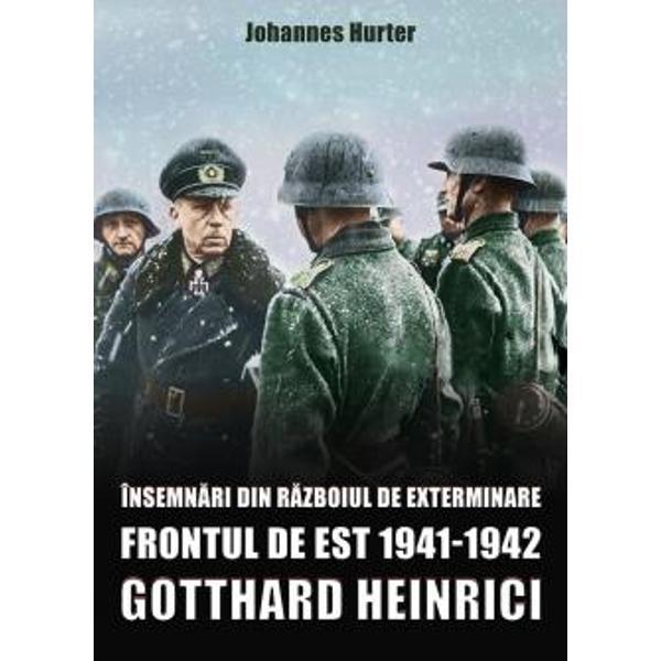 CuprinsINTRODUCEREUn general absolut obisnuit al Wehrmacht-uluiNote asupra editieiDate biograficeDOCUMENTEInaintea campaniei septembrie 1940 - iunie 1941In ofensiva iunie-septembrie 1941Atacul asupra Moscovei octombrie-noiembrie 1941In plina retragere decembrie 1941 - ianuarie 1942Stabilizarea frontului februarie - iunie 1942ANEXA DOCUMENTARAImaginea despre lume a unui ofiterDocumente 1915
