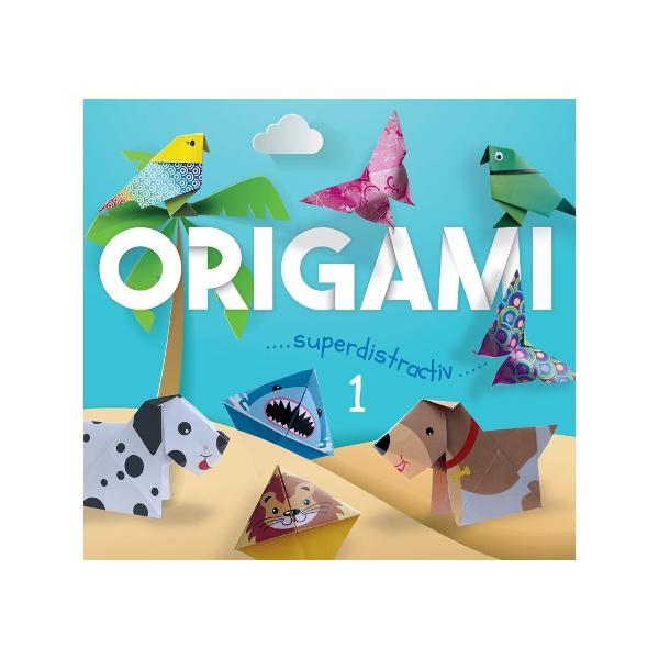 Arta Origami reprezint&259; o activitate foarte pl&259;cut&259; &351;i distractiv&259; pentru întreaga familie care dezvolt&259; aptitudinile manuale ale copiilor concentrarea aten&355;ia vederea în spatiu memoria &351;i creativitatea Cartea con&355;ine modele de origami juc&259;u&351;e &351;i colorate care capteaz&259; aten&355;ia copiilor Fiecare model are explica&355;ii clare adaptate cititorilor încep&259;tori &351;i ilustra&355;ii