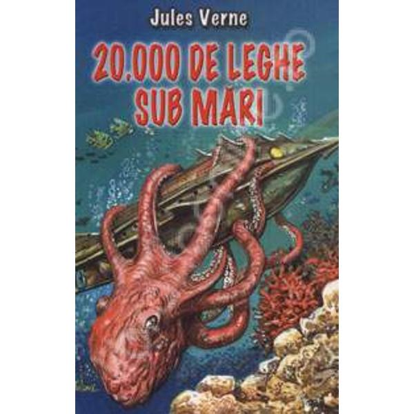 20000 de leghe sub mari - Stefan