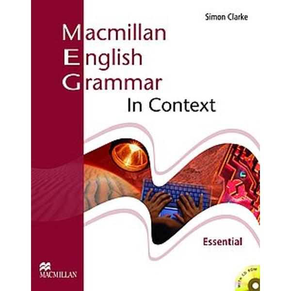 Macmillan English Grammar In context Essential with key  CD