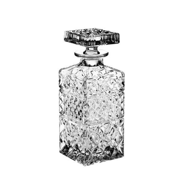 Sticla whisky Madisson 700ml Cristal Bohemia