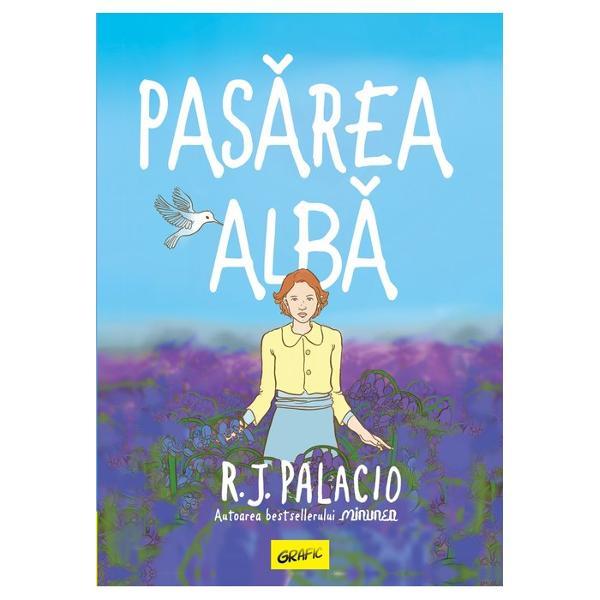 În primul ei roman grafic RJ Palacio spune o poveste de neuitat despre bun&259;tatea f&259;r&259; margini &537;i curajul nemaipomenit al unor oameni în vreme de r&259;zboiSara Blum credea c&259; e o tân&259;r&259; ca oricare alta îi pl&259;cea s&259; deseneze s&259; ias&259; cu prietenele în ora&537; &537;i s&259; viseze cu ochii deschi&537;i Doar c&259; în Fran&539;a ocupat&259; de nazi&537;ti în