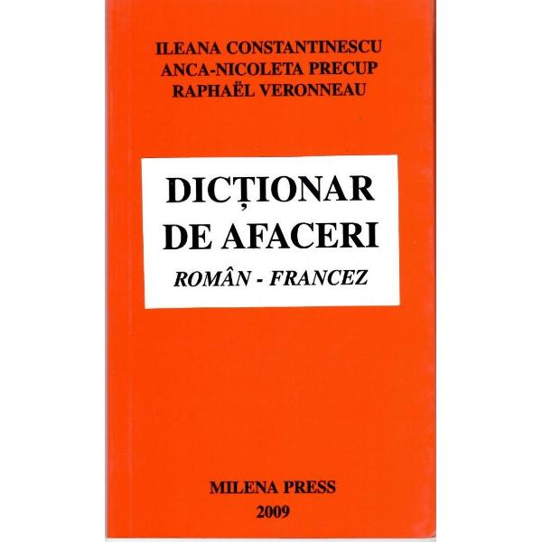 Dictionar de afaceri francez roman