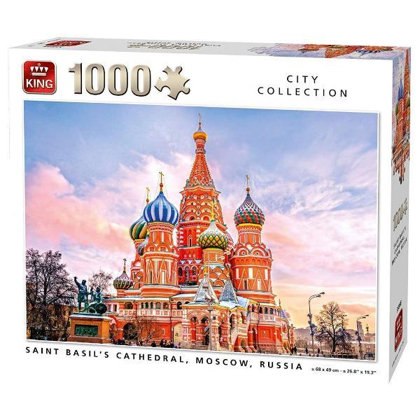 Num&259;r piese1000 bucVârsta12 aniDimensiuni puzzle asamblat68 x 49 cmMaterial carton