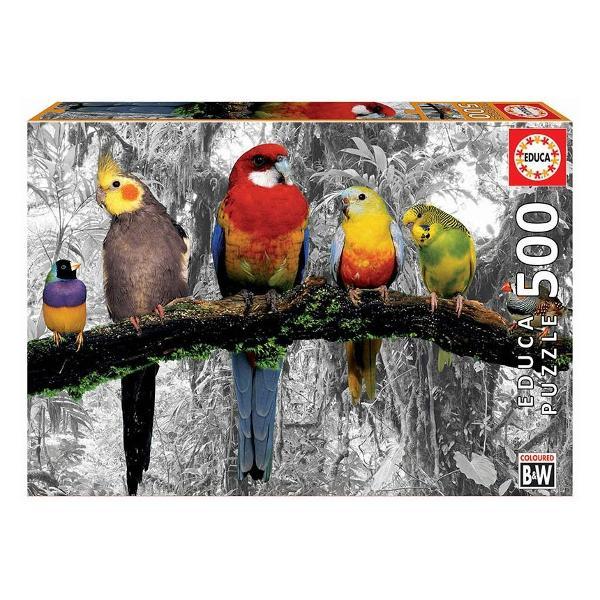 Num&259;r piese500 bucDimensiuni puzzle asamblat48 x 34 cmMaterial cartonFormat puzzle de coloratAlte men&355;iuni include lipici