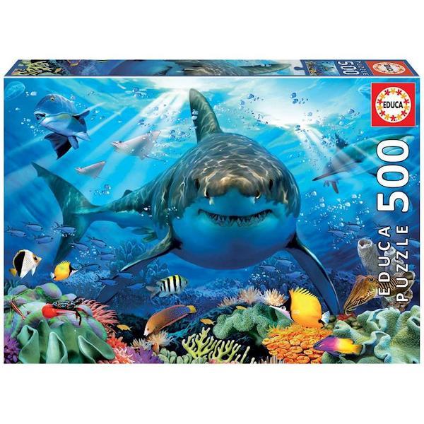 Num&259;r piese500 bucVârsta12 aniDimensiuni puzzle asamblat48 x 34 cmMaterial carton