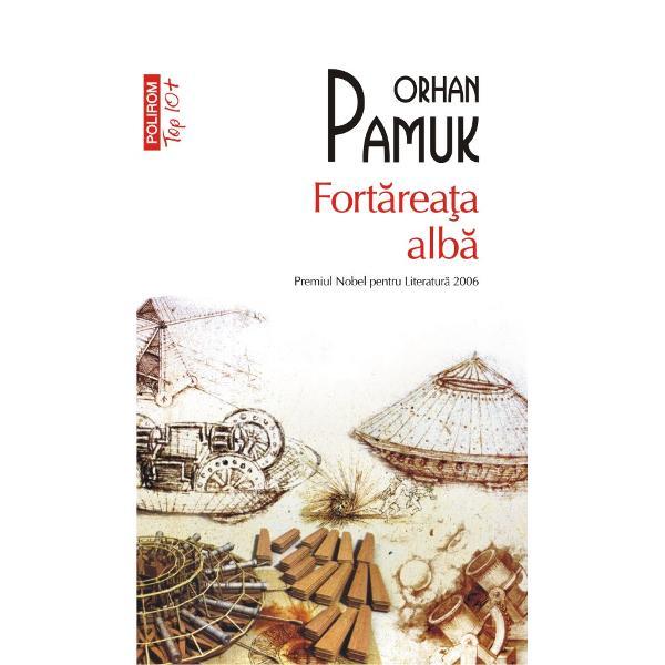 """Editie de buzunar""""La o privire de ansamblu seduc&259;torul roman al lui Orhan Pamuk spune adev&259;rurile esen&355;iale despre natura uman&259; &351;i schi&355;eaz&259; aspectele imaginare ale limitelor individului A&351;a cum Sultanul îi replic&259; lui Hogea «Faptul c&259; oamenii se puteau înlocui unul pe altul nu era oare cea mai bun&259; dovad&259; c&259; erau pretutindeni aceia&351;i» De&351;i de o concizie"""