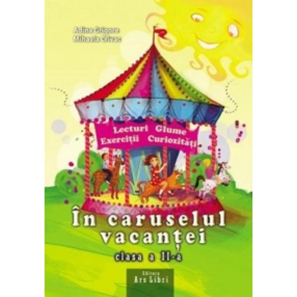 Caiet interdisciplinar cu jocuri lecturi literare ghicitori si glume curiozitati exercitii si probleme