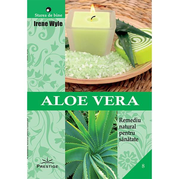 Originara din Africa tropicala Aloe Vera s-a raspandit si pe alte continente In scop terapeutic se foloseste doar partea gelatinoasa la prepararea sucurilor si a smoothieuri-lor iar macerata in industria farmaceutica fiind benefica in afectiunile dermatologiceDatorita proprietatilor sale tamaduitoare Aloe Vera este cunoscuta inca de pe vremea egiptenilor In prezent in urma cercetarilor intreprinse de oamenii de stiinta aceasta planta si-a castigat locul bine