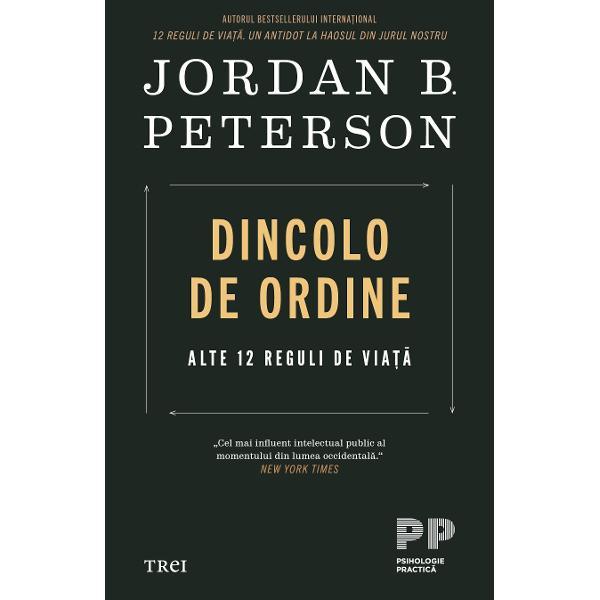 PROVOCATOAREA CONTINUARE A CARTII 12 REGULI DE VIATA OFERA O NOUA SERIE DE SFATURI SI MAI PRACTICE PENTRU CONTRACARAREA PERICOLELOR LUMII MODERNE  Cu 12 Reguli de viata Jordan Peterson psiholog clinician si profesor apreciat la Harvard si la Universitatea din Toronto a ajutat milioane de cititori sa impuna ordinea in haosul vietilor lor Acum in aceasta temerara continuare a cartii precedente Peterson ofera alte douasprezece principii salutare axate pe modul in care putem face fata