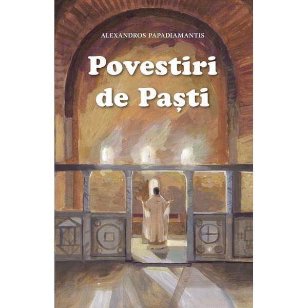 """Alexandros Papadiamantis scriitorul din """"Umbra Athosului"""" insula Skiathos simbolul con&351;tiin&355;ei cre&351;tine literare neoelene supranumit &351;i """"sfântul literelor"""" este unul dintre cei mai studia&355;i &351;i iubi&355;i scriitori din literatura neoelen&259; a ultimelor dou&259; secolePapadiamantis r&259;mâne pentru spa&355;iul literar poate cea mai important&259; &351;i autentic&259; fizionomie"""