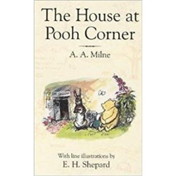 Join Pooh and his freinds for more delightful adventures in the Hundred Acre Wood from building a house for Eeyore and finding a Wolery for Owl to playing Poohsticks and trying unbounce Tigger