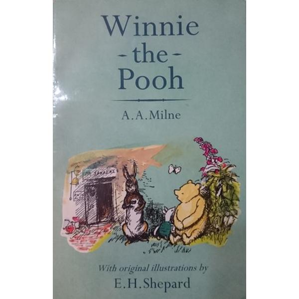 For nearly seventy years readers have been delighted by the adventures of Christopher Robin and his lovable friends Paired with the perfectly suited drawings of Ernest H Shepard AA Milnes classic story continues to captivate children of all ages