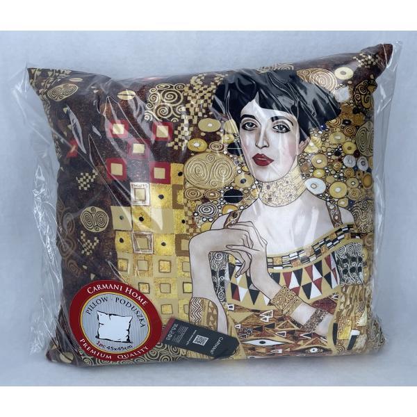 Perna Klimt AdeleDimensiune 45x45cm