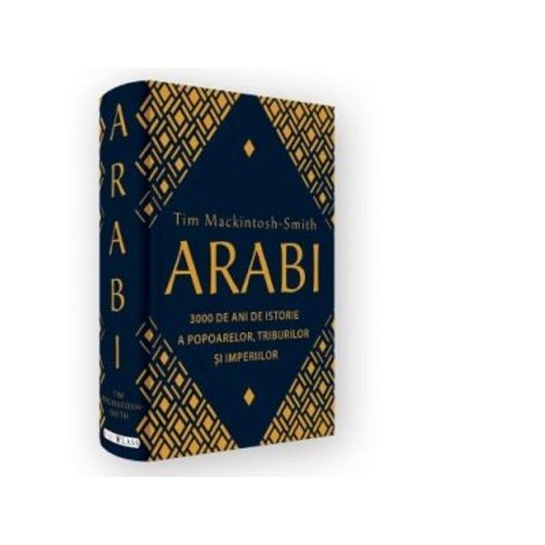 O istorie cuprinzatoare si fascinanta a popoarelor si triburilor arabe care exploreaza rolul limbii acestora ca piatra de temelie in cultura acest studiu caleidoscopic acopera aproape 3 000 de ani de existenta araba In paginile cartii se dezvaluie modul in care limba araba a jucat un rol vital in istorie fiind un ajutor sau o piedica in calea progresului si se demonstreaza cum inclusiv astazi limba in sine este o sursa permanenta de unitate si dezbinare Ghidat numai de originile si