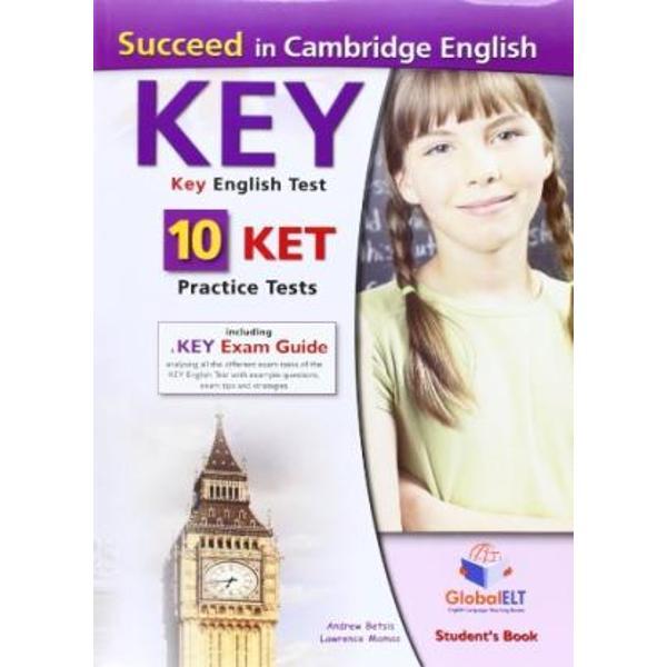 Succeed in Cambridge Key