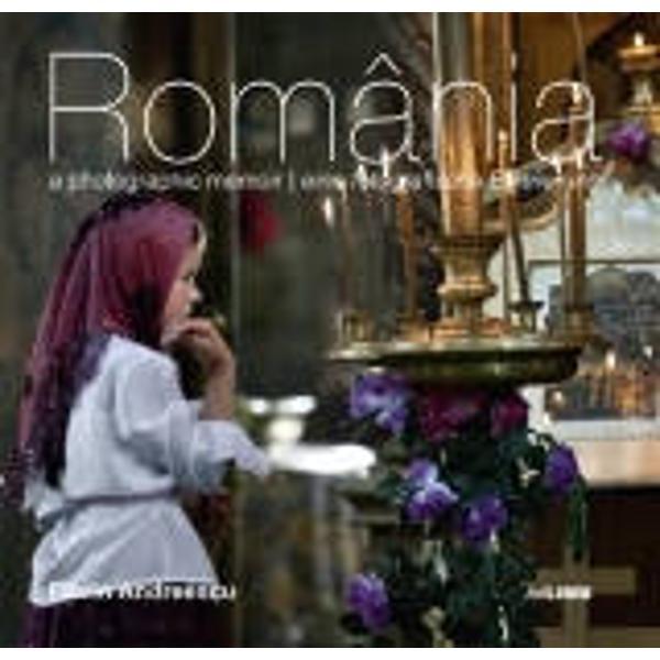 Albumul Romania-o amintire fotografica care ani de-a randul s-a aflat in topul celor mai vandute carti de pe piata editoriala romaneasca a fost reeditat intr-o forma complet revizuita Divizat in patru capitole tematice albumul concentreaza cele mai de pret esente ale Romaniei preschimbate intr-o amintire fotografica cu totul aparte
