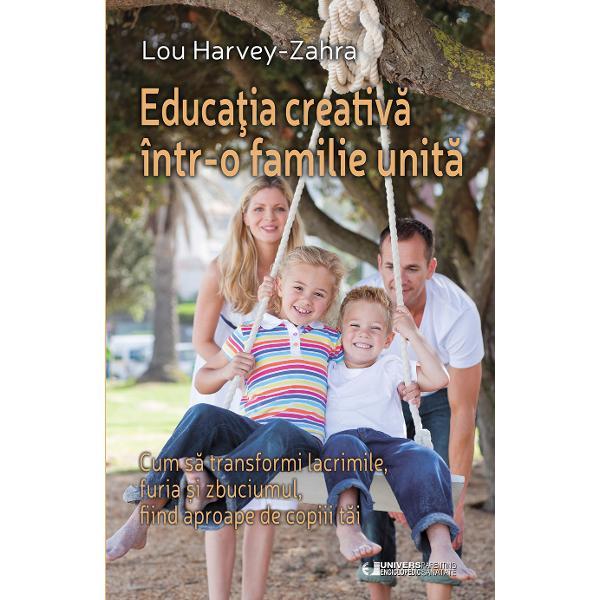 Cum sa transformi lacrimile&3;furia si zbuciumul fiind aproape de copiii taiAutoarea prezinta intr-o maniera sugestiva si intr-un stil accesibil o noua cale de educatie responsabila a copiilor care ii poate ajuta pe parinti sa actioneze in asa fel incat sa se bucure de o viata de familie plina de armonie de copii calmi si fericiti Bazandu-se in mare masura pe experienta proprie de educatoare si de mama dar si pe