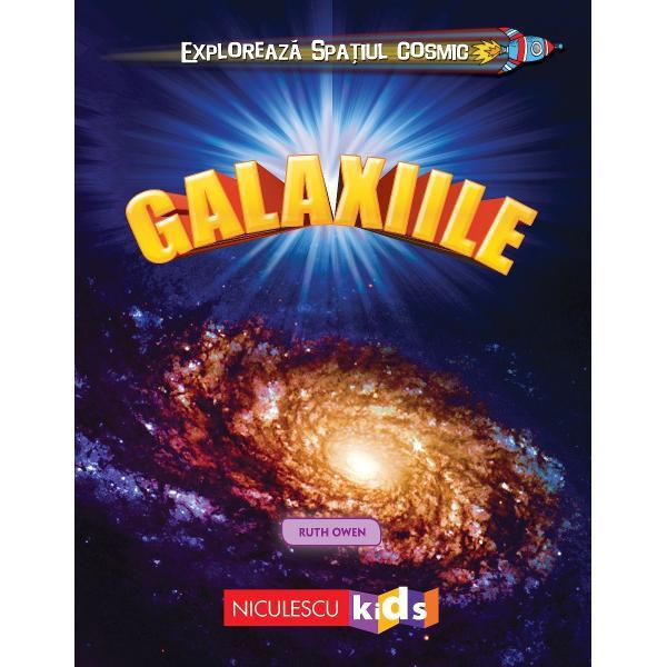 Noi oamenii suntem familiariza&539;i cu Calea Lactee galaxia care este casa noastr&259; dar în spa&539;iul cosmic exist&259; miliarde &537;i miliarde de alte galaxii de explorat• CÂTE STELE POATE CON&538;INE O GALAXIE• CE FORM&258; ARE O GALAXIE• CUM SE M&258;SOAR&258; O GALAXIE• CE CULOARE ARE O GAUR&258; NEAGR&258;• CU CE SE HR&258;NE&536;TECLO&536;CA CU