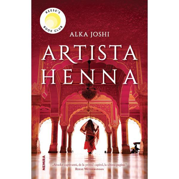 Roman aflat în curs de ecranizare ca serial Miramax cu Freida Pinto în rolul principalLakshmi o fat&259; de &537;aptesprezece ani scap&259; dintr-o c&259;snicie cumplit&259; &537;i înva&539;&259; s&259; se descurce singur&259; în coloratul Jaipur al anilor '50Ajunge o fenomenal&259; artist&259; de tatuaje cu henna c&259;utat&259; de toat&259; lumea nu doar pentru desene ci &537;i pentru sfaturi &537;i