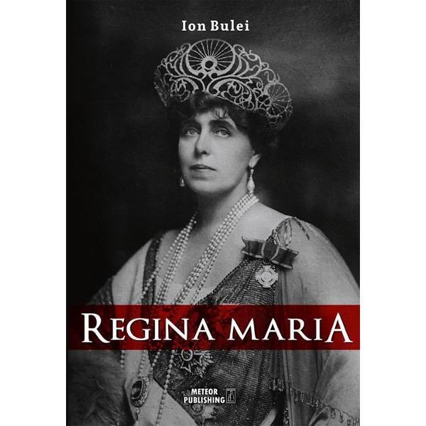 Regina Maria continua sa fie o fascinaþie pentru noi Ne incanta cu adevarat metamorfoza unei principese pe jumatate englezoaica pe jumatate rusoaica intr-o regina mai romancadecat romanii iubindu-i pe acestia si iubindu-le þara pana la a se confunda cu ei si cu eaDespre Maria s-a scris mult Cel mai mult a scris