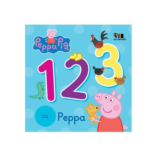 Copiii se vor bucura de ilustra&539;ii &537;i vor înv&259;&539;a s&259; numere obiectele familiare